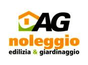 AG noleggio - Logo aziendale