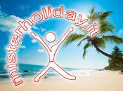 Agenzia viaggi Mister Holiday - Logo aziendale