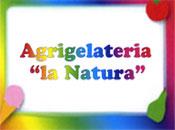 Agrigelateria La Natura - Logo aziendale