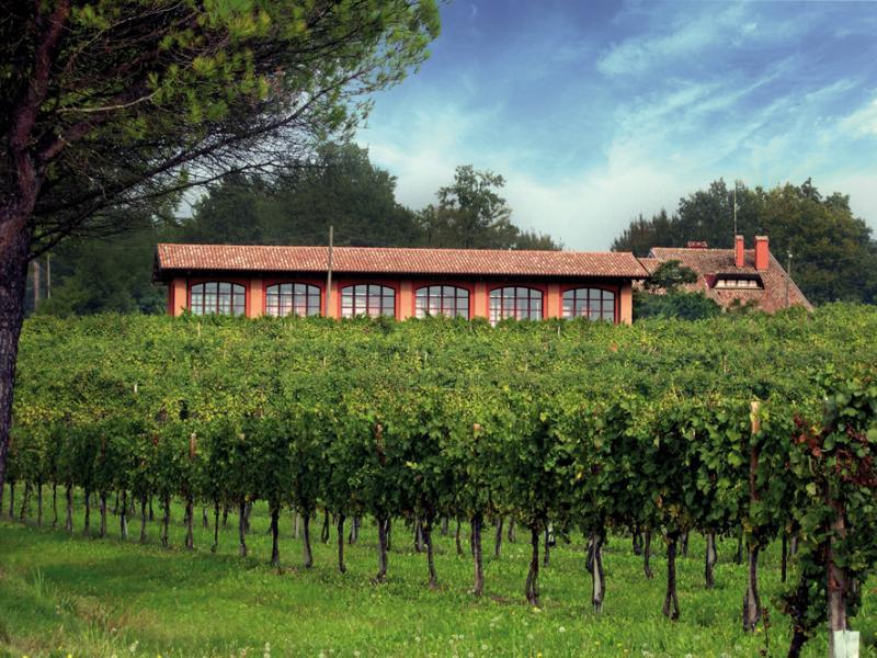 La nuova sede - Azienda Agricola Dorigo