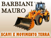 Barbiani Mauro SCAVI - Logo aziendale
