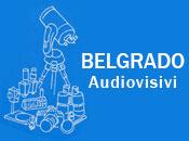 BELGRADO AUDIOVISIVI telescopi a Udine - Logo aziendale