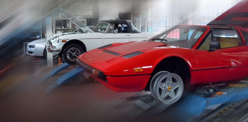 Galleria fotografica di BOSCH Car Service di Marchet Luigi