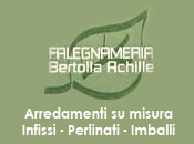 Falegnameria Bertolla Achille - Logo aziendale