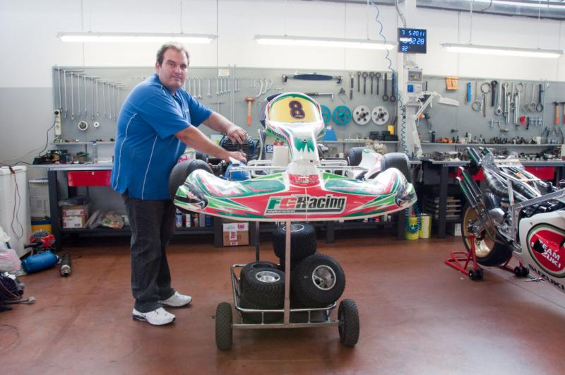 Galleria fotografica di FG Racing