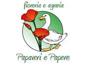 Fioreria Papaveri e Papere - Logo aziendale