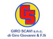 Giro Scavi s.n.c. - Logo aziendale