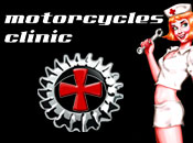 Motorcycles Clinic - Logo aziendale