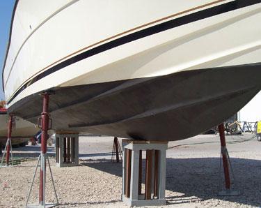 Servizio carene - Nautica Ceccherini