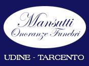 Onoranze Funebri Mansutti - Logo aziendale
