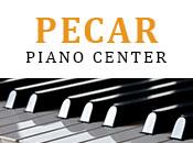 Pecar Piano Center - Logo aziendale