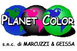 Planet Color - Logo aziendale