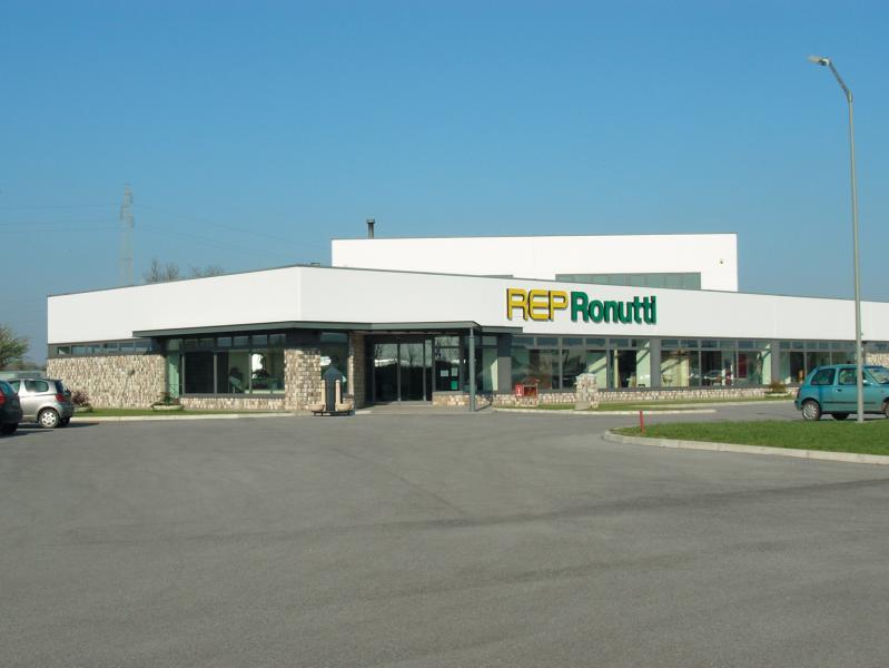 La sede - REP Ronutti