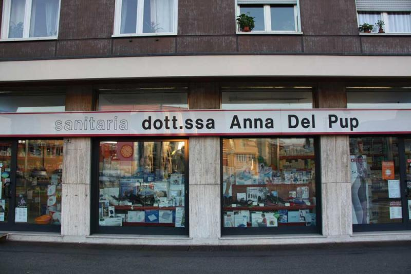 Il negozio - Sanitaria dott.ssa Anna Del Pup