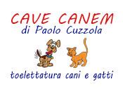 Toelettatura Cani e Gatti - Cave Canem - Logo aziendale