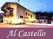 AL CASTELLO albergo - trattoria - Logo aziendale