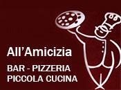 Bar Pizzeria All'amicizia - Logo aziendale