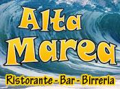 Bar - Ristorante Alta Marea - Logo aziendale