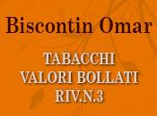 Biscontin Omar edicola e tabacchi - Logo aziendale