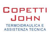 Copetti John Termoidraulica - Logo aziendale