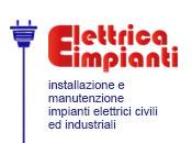 Elettrica Impianti - Logo aziendale