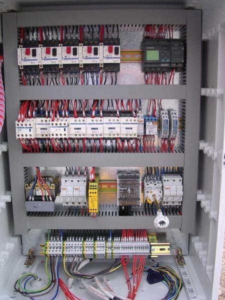 Galleria fotografica di Elettrozeta impianti elettrici