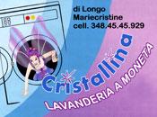 Lavanderia Cristallina - Logo aziendale