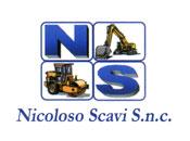 Nicoloso Scavi - Logo aziendale