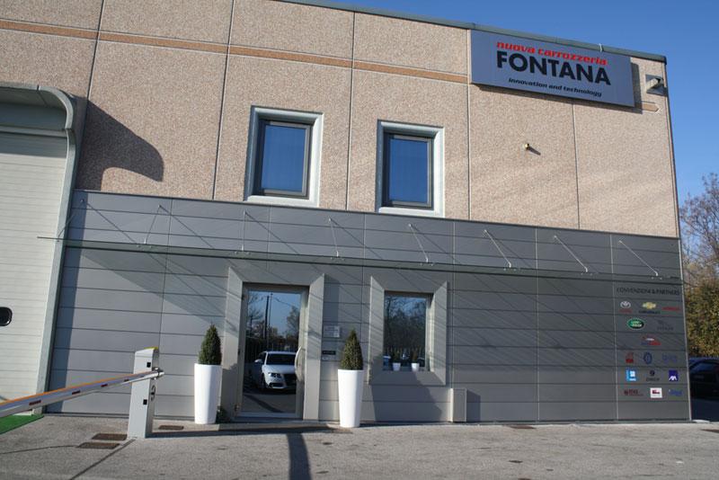 Galleria fotografica di Nuova Carrozzeria Fontana snc
