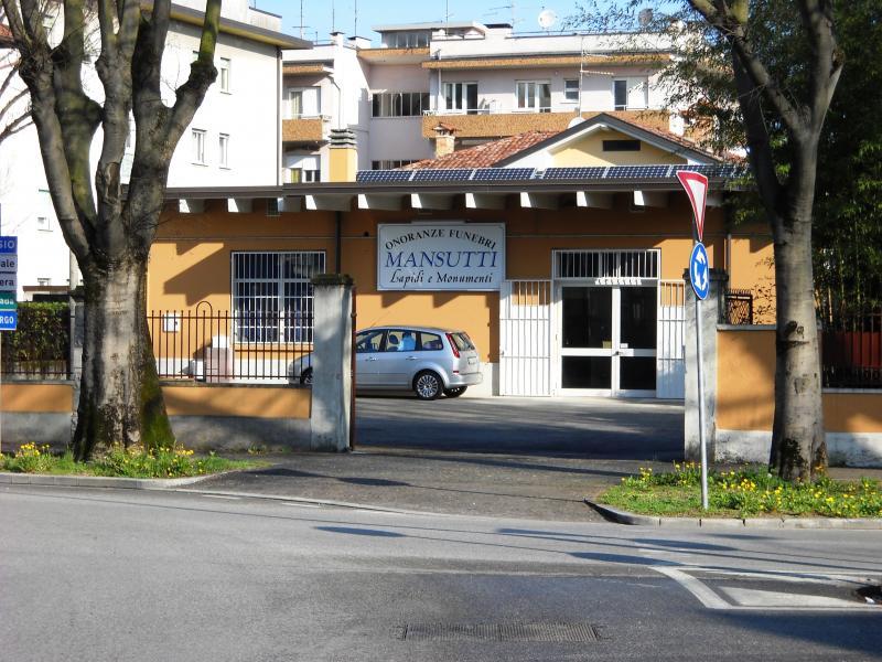 Galleria fotografica di Onoranze Funebri Mansutti