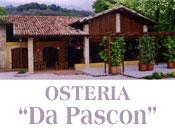 Osteria Da Pascon - Logo aziendale