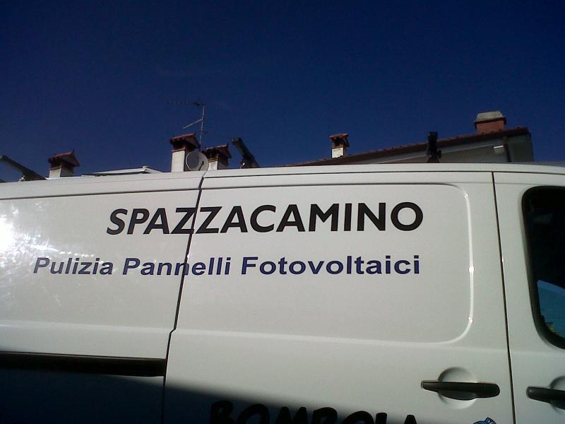 Galleria fotografica di Spazzacamino Simone